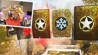 I GOT THE NEW DLC WEAPONS..! (COD WW2 NEW DLC Supply Drop Opening)