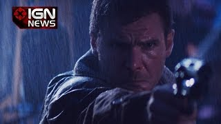 Harrison Ford Asked To Reprise Role For Blade Runner Sequel - IGN News