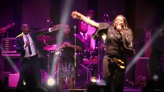 Easter celebration 2018 with Sinach