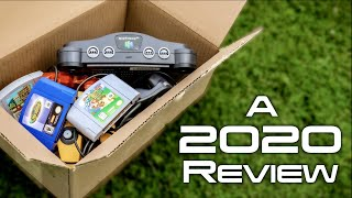 Nintendo 64 in 2020 | Vintage Tech Review
