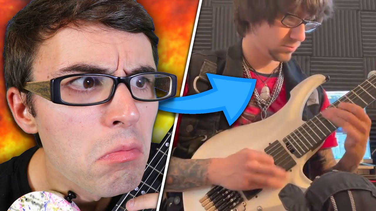 MY CLONE is the Fastest Guitarist Ever?