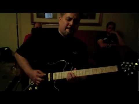 NY Amp Show- Axe-Fx II demo by Carl Roa - Risen