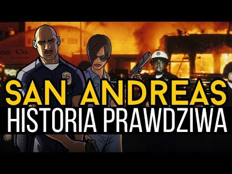 Prawdziwa historia GTA: San Andreas