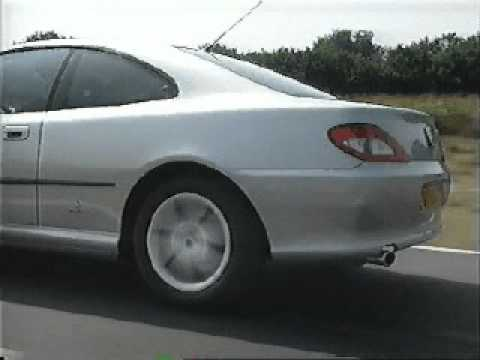 1997 Peugeot 406 coupe.mov