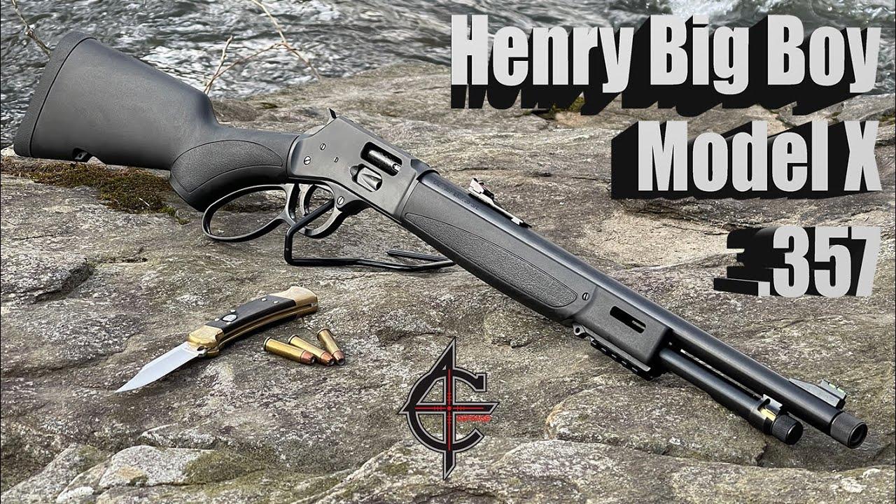 Henry Model X