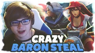 C9 Sneaky | CRAZY BARON STEAL