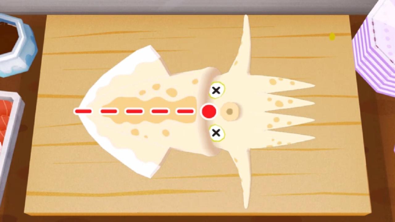 Juego de cocinar para ni os oh sushi crea platos de - Film para cocinar ...