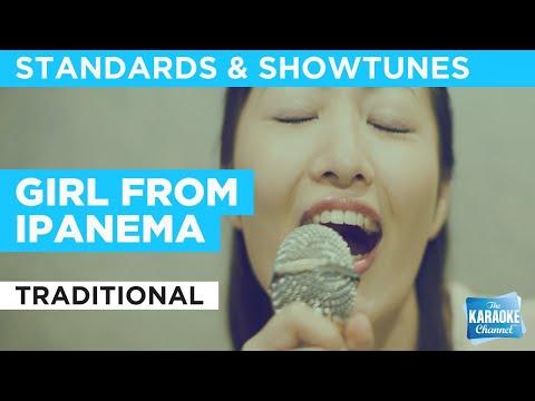 Girl From Ipanema : Traditional | Karaoke with Lyrics