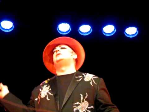 Boy George - The Deal Live 2009