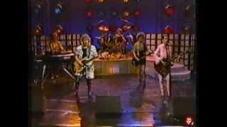 Go-Go's - Tonight Show - August, 7,1984