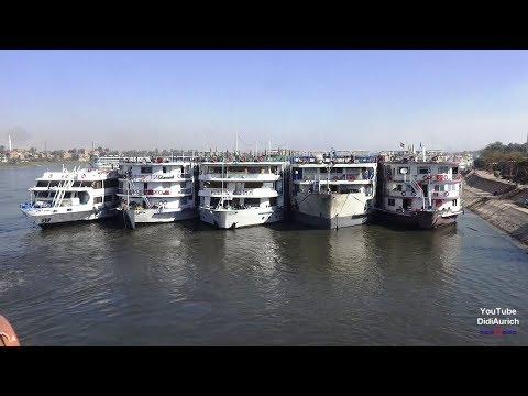 nilkreuzfahrt-von-assuan-nach-luxor-ankunft-luxor-Ägypten-egypt-nile-cruise-to-luxor-البواخر-النيلية