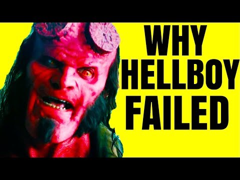 Hellboy (2019) Is A Trainwreck
