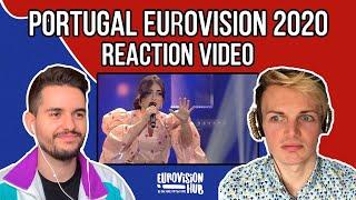 Portugal | Eurovision 2020 Reaction | Elisa - Medo De Sentir