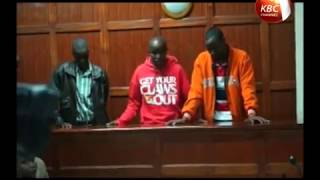 Three men are sentenced to death for sexual assault
