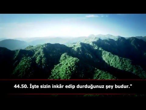 Muhammad Al Luhaidan, Duhan Suresi (44), 40-59 Ayetleri. Türkçe Kur'an Mealleri
