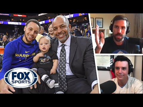 Top 5 College Basketball Father/Son Duos | Titus & Tate | FOX SPORTS