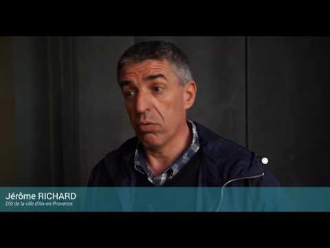 Bittle - Interview Jérôme Richard, DSI Aix-en-Provence