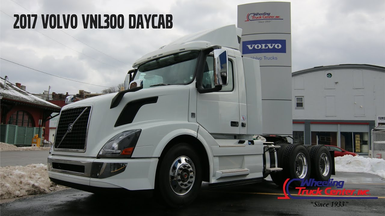 2017 Volvo Vnl300 Daycab Truck Overview Youtube
