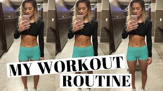 My Workout Schedule | Snapchat Q&A