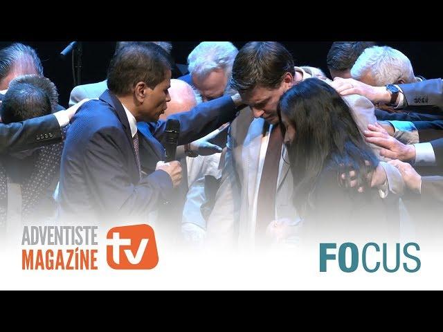 Consécration au ministère pastoral de Leandro Lopez