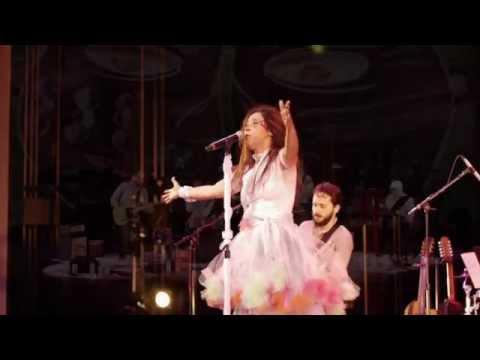 Katia Moraes  & Brazilian Hearts @ Aratani Theatre (Los Angeles, California)
