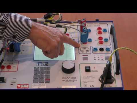 Learn How To Conduct Circuit Breaker Testing Using The ISA CBA1000