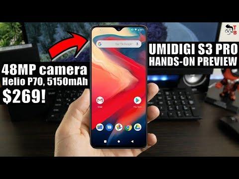 UMIDIGI S3 Pro Has REAL 48MP Sony IMX586 Camera! PREVIEW