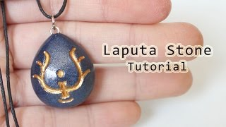 a how to video on making laputa stone necklace. I love the animatio...