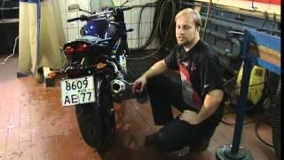 Дело мастера - Подготовка мотоциклов к зимнему сезону (Консервация мотоцикла)