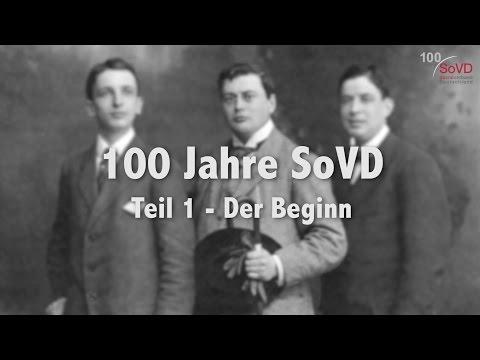100 Jahre Sozialverband / Der SoVD erzählt seine Geschichte