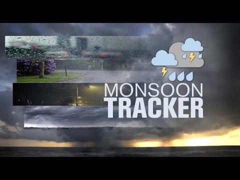 Today's Weather : Monsoon Tracker | July 14, 2018