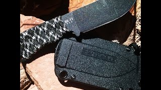 how to paracord wrap your knife handle super simple