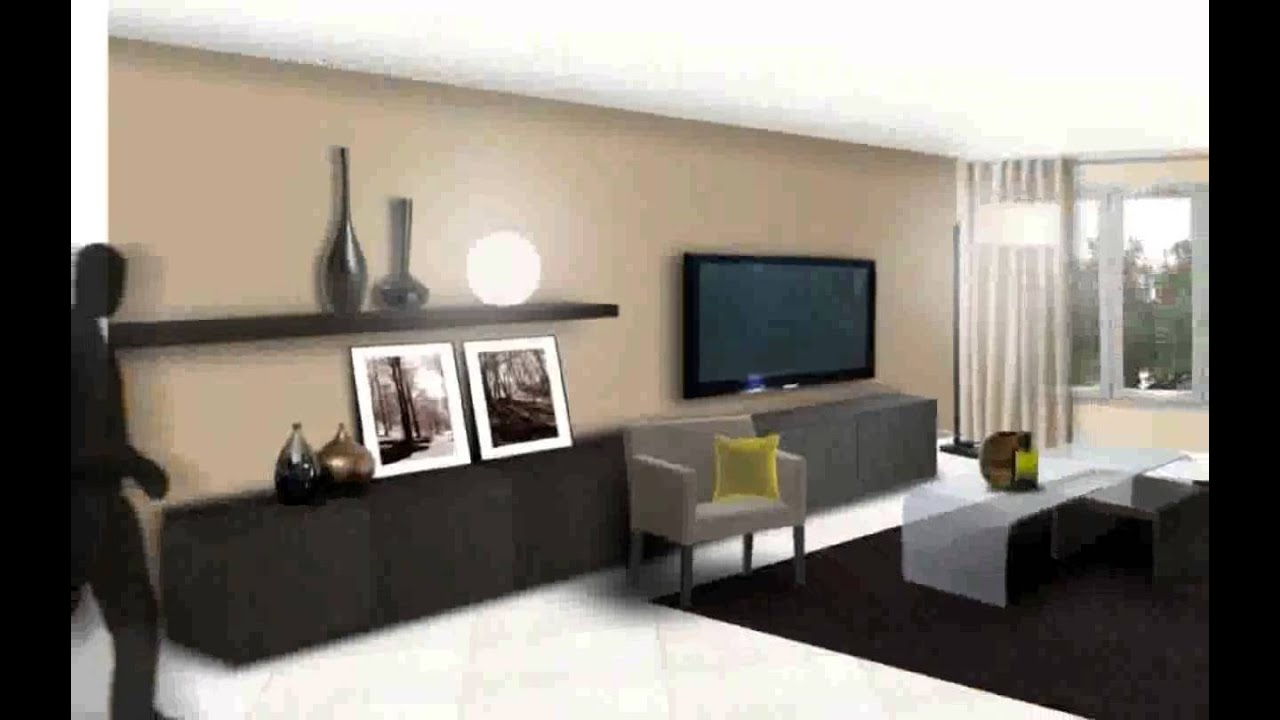 Decoration salon youtube for Deco tendance geometrique