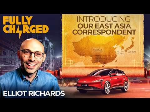 China's Electric Vehicles revolution | Introducing FULLY CHARGED's East Asia correspondent
