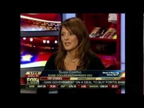 Susie Coelho on Entrepreneurship & Business