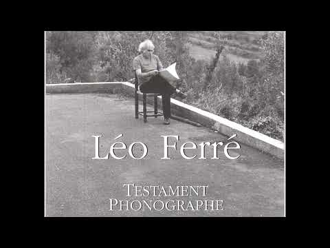 Testament phonographe
