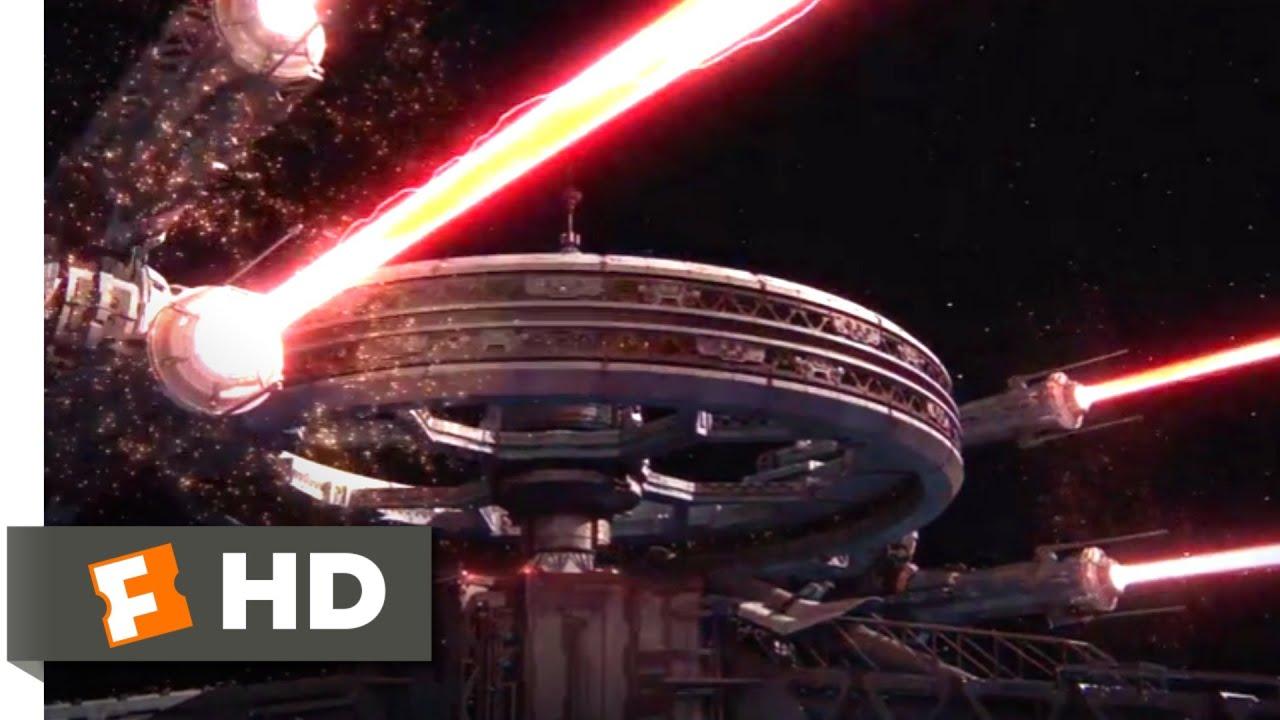 Download Starship Troopers: Invasion (2012) - Interstellar War Scene (6/10)   Movieclips