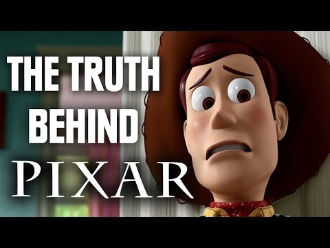The Truth Behind Pixar