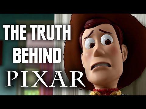 The Truth Behind Pixar