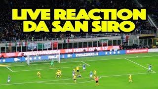 LIVE REACTION DA SAN SIRO // ITALIA - SVEZIA: 0 - 0 // ADDIO MONDIALI!