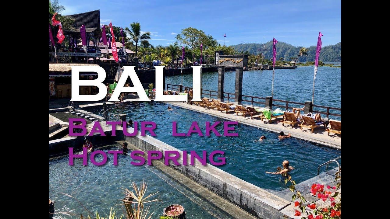 Download BALI I've been lost at Batur lake's Hot Spring - 4K Drone Mavic Pro