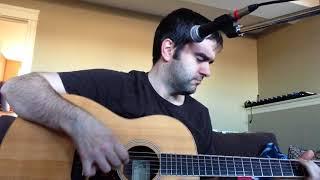 Acoustic cover of Train - Meet Virginia