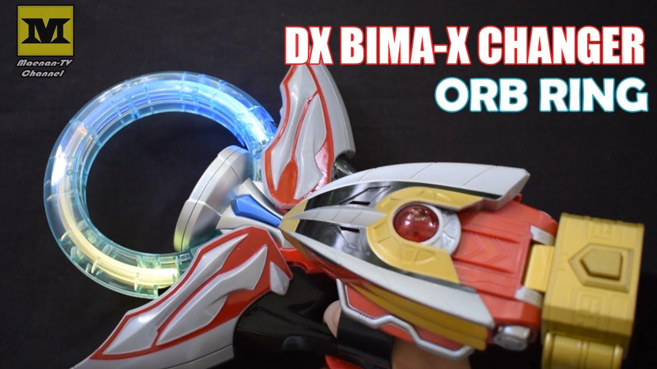 DX Bima-X Changer ORB Ring (Darkness) - YouTube