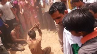 nagin beats....amazing dance by 2 boys in haryana