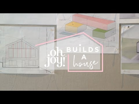 How to Choose an Architect and Contractor - Oh Joy! Builds a House
