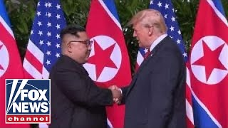 Trump gives Kim Jong Un 'very direct number' to reach him