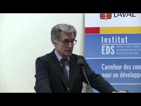 Pierre Jacquemot - Les Objectifs de développement durable et le programme universel pour 2015 – 2030