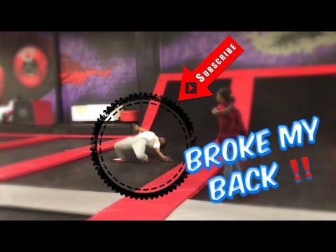 BROKE MY BACK ft. @Bri_Chief and COUSIN !! | VLOG | @Fredthegreat__