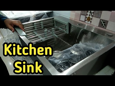 Kitchen Sink price in pakistan at 9brothers sanitary shop | kitchen accessories