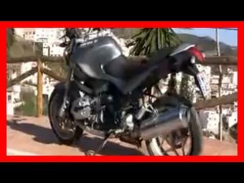BMW R1200R Nakedbike test ride / Motorrad Test von 1000PS